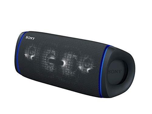 Sony SRS-XB43 Portable Bluetooth Speaker Black Friday Deals 2021