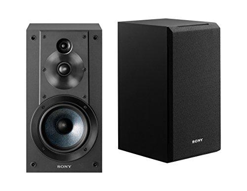 Sony Stereo Bookshelf Speakers Black Friday Deals 2021