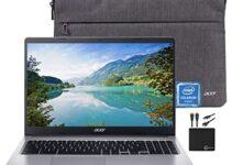 10 Best Acer Chromebook 15 Black Friday & Cyber Monday Deals 2021