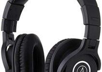 10 Best Audio-Technica ATH-M40x Black Friday 2021 & Cyber Monday Deals