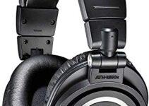 Audio-Technica ATH-M50x Black Friday 2021 & Cyber Monday Deals
