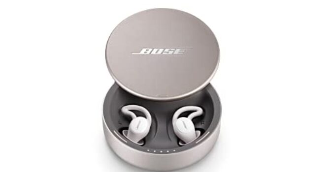 5 Best Bose Noise Masking Sleepbuds Black Friday 2021 & Cyber Monday Deals