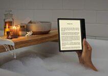 Amazon Kindle Oasis Black Friday & Cyber Monday Deals 2021