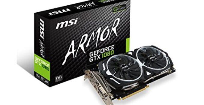 10 Best MSI GTX 1080 Black Friday 2021 & Cyber Monday Deals