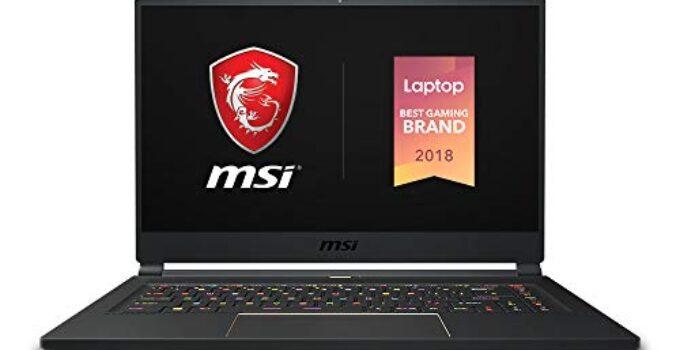 10 Best MSI G65 Laptop Black Friday & Cyber Monday Deals 2021