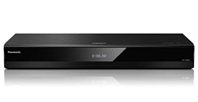 Panasonic DP-UB820 4K Blu-ray Player Black Friday Deals 2021
