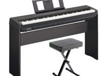 Yamaha P45 Digital Piano Black Friday 2021 & Cyber Monday Deals