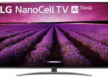 10 Best LG 55UJ6540 4K Smart LED TV Black Friday 2021 & Cyber Monday Deals