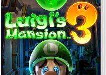 10 Best Nintendo Luigi's Mansion 3 Black Friday Deals 2021