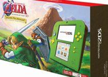 Nintendo 2DS Zelda Black Friday Deals 2021