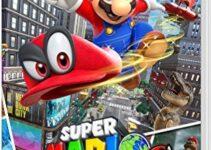 10 Best Nintendo Switch Super Mario Odyssey Black Friday 2021