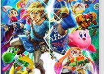 10 Best Nintendo Super Smash Bros Ultimate Black Friday Deals 2021