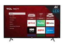 10 Best TCL S405 4K TV Series Black Friday 2021 & Cyber Monday Deals
