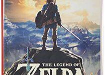 Nintendo The Legend of Zelda: Breath of the Wild Black Friday 2021 Deals